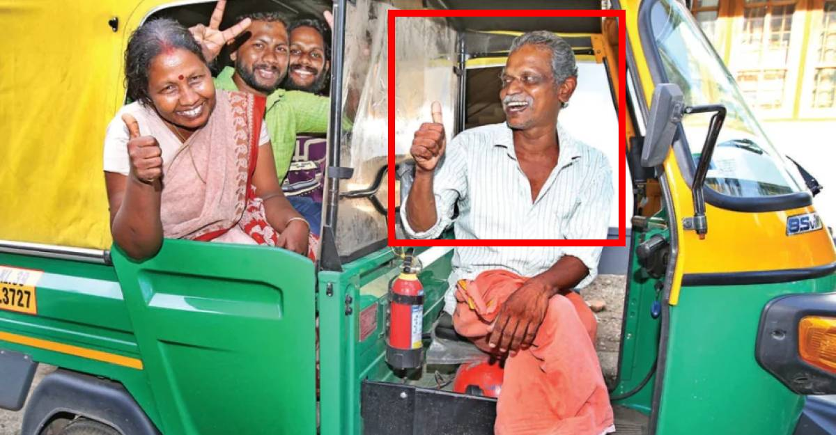 Meet the Kerala auto driver who won Rs. 12 crore from a lottery ticket