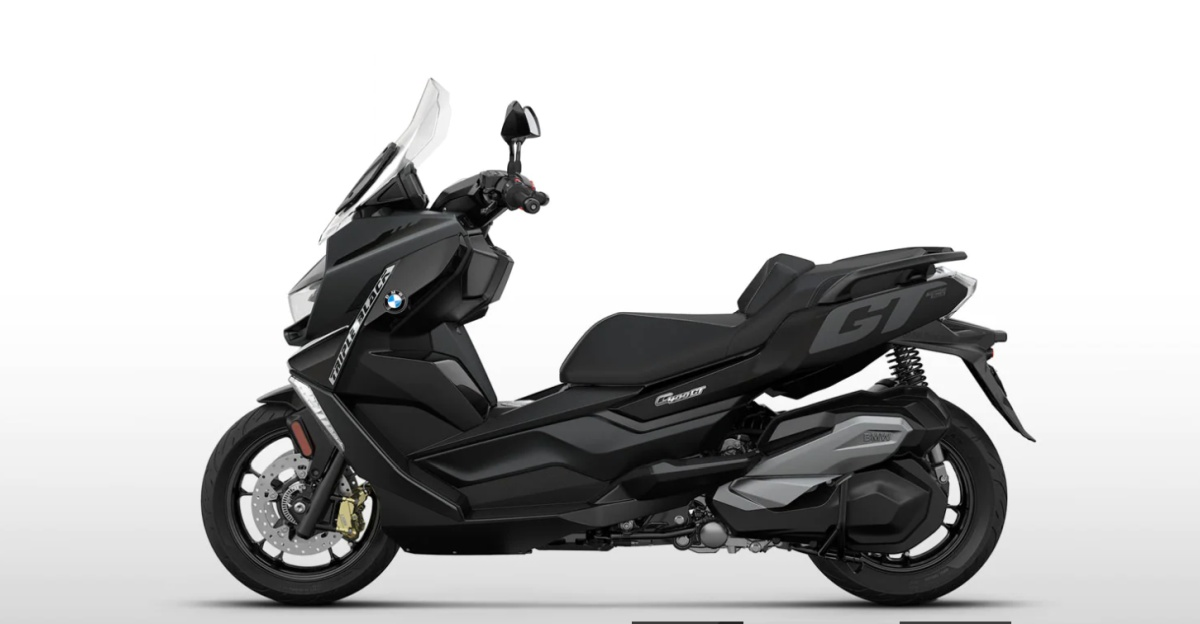 India's most expensive scooter – BMW C 400GT – launched