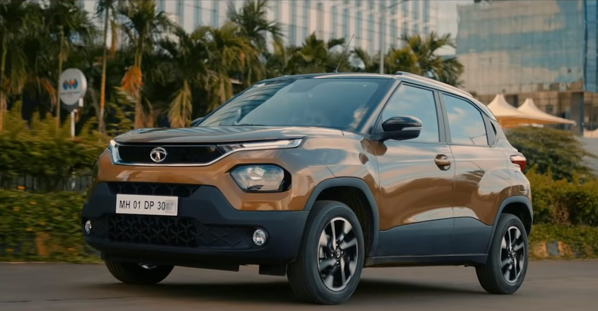 Tata Punch 1.2 petrol delivers 27 Kmpl in a mileage test