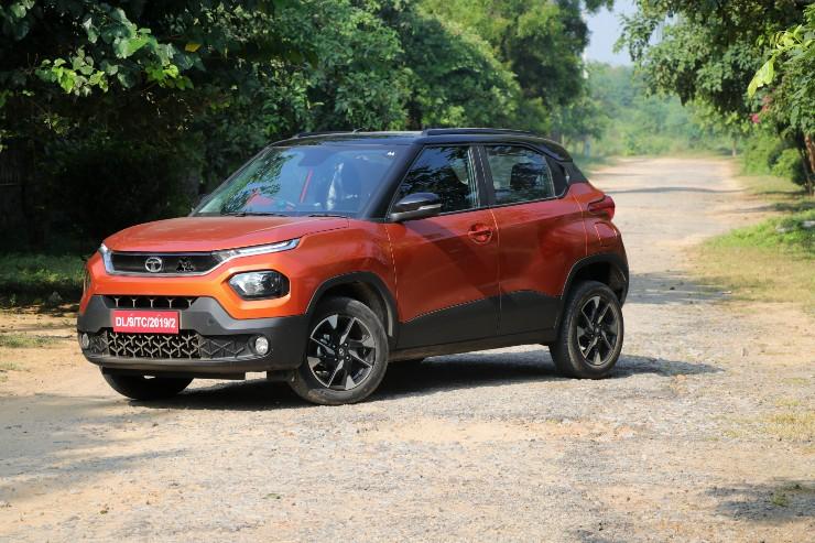 Tata Punch Maruti Ignis y Mahindra KUV 100 más largos y más anchos: comparación de tamaño