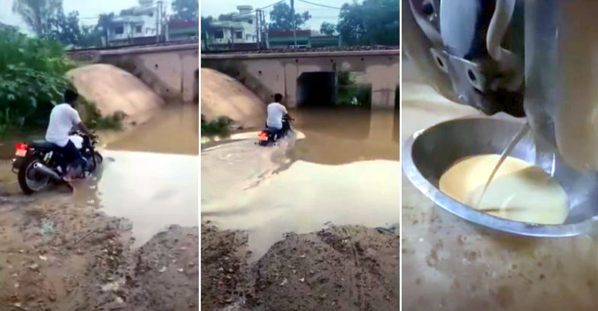 Royal Enfield Continental GT 650 engine seizes after rider goes through waterlogged roads