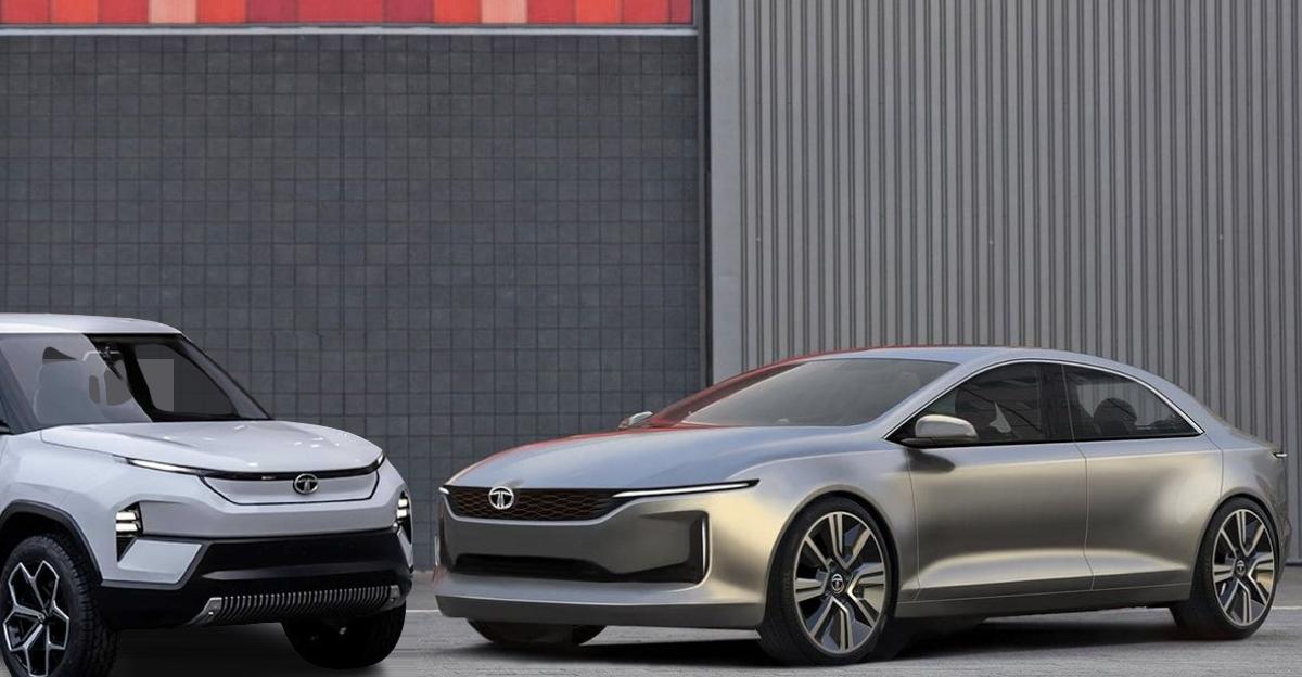 tata 10 electric cars