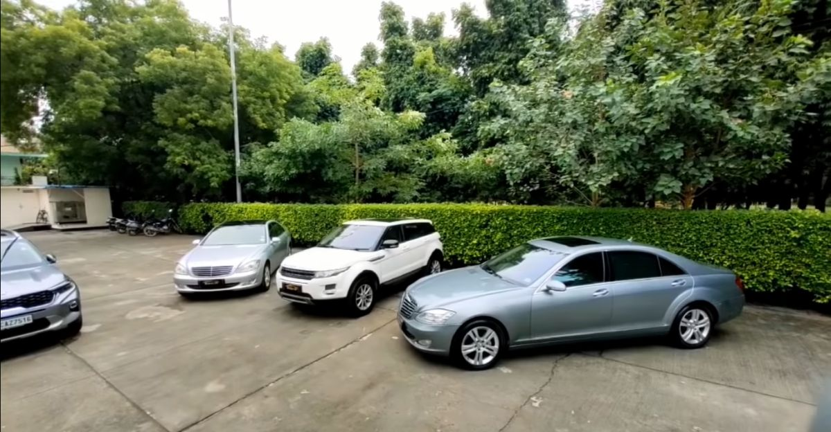 Well maintained Mercedes-Benz S-Class sedans & Range Rover Evoque starting from Rs. 9.95 lakh